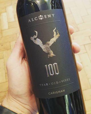 Alchemy 100 Year Old Vines Carignan 2018