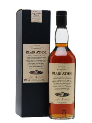 Blair Athol 12 yo Flora and Fauna Highland 700ml-43%