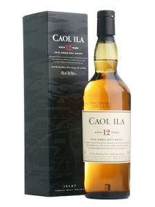 Caol Ila 12 yo Islay  700ml-43%