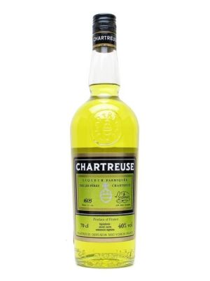 Yellow Chartreuse 70cl 40%