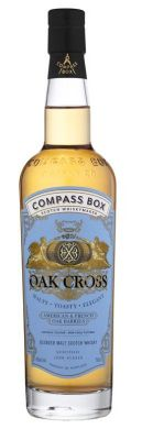 Compass Box Oak Cross Malt 70cl 43%