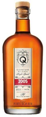 Don Q Signature Release 2005 Single Barrel