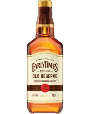 Early Times Old Reserve Bourbon