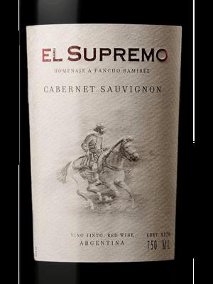 El Supremo Cabernet Sauvignon 2016