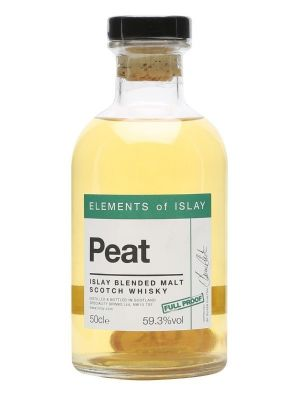 Elements of Islay - Peat 50cl 59.3%