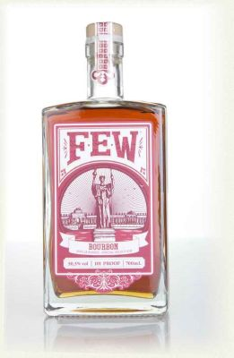 FEW Single Barrel Bourbon 50.5% 70cl