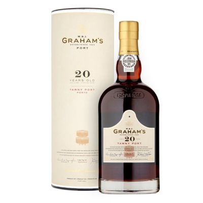 Grahams 20 Year Old Tawny Port 75cl 20%