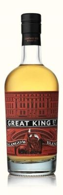 Compass Box Great King Street Glasgow Blend 50cl