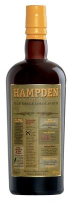 Hampden Jamaican Rum 46%