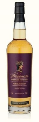 Compass Box Hedonism Grain Whisky 700ml-43%