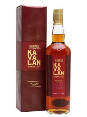 Kavalan Ex Sherry Oak 70cl 46%