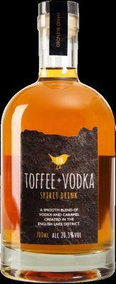 Kin Toffee + Vodka 70cl