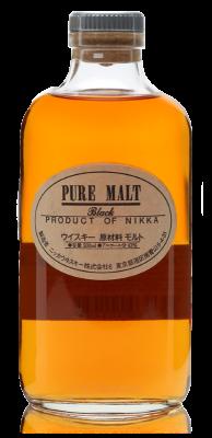 Nikka Pure Malt Black Japan 500ml-43%
