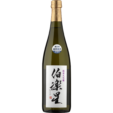 Hakurakusei Junmai Daiginjo 72cl