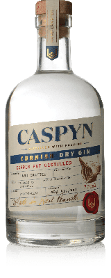 Caspyn Cornish Dry Gin 70cl