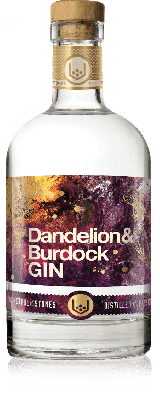 Dandelion and Burdock Gin 70cl