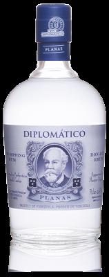 Diplomatico Planas White Rum 70cl 47%