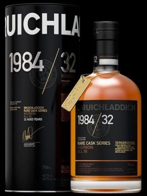 Bruichladdich Old & Rare 1984 32 Year 70cl 43.7%