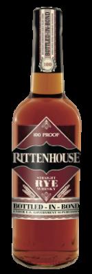 Rittenhouse BIB Rye Whiskey 70cl 50%