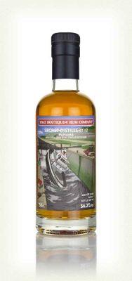 Secret Distillery #2 10 Year Old (That Boutique-y Rum Company)