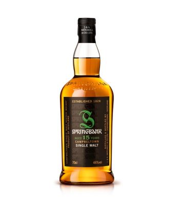 Springbank 15 yo Campbeltown 700ml-46%
