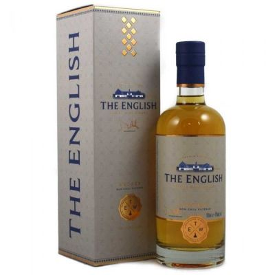 The English Whisky Co Smokey 70cl 43%
