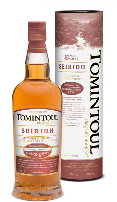 Tomintoul Seiridh 70cl