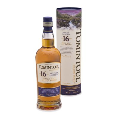 Tomintoul 16 Year Old 70cl ~ 40%