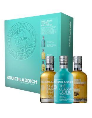 Bruichladdich Wee Laddie Gift Set 3x20cl